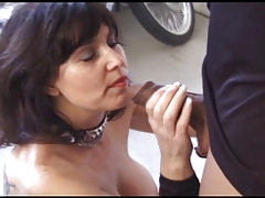 Best mature anal tube