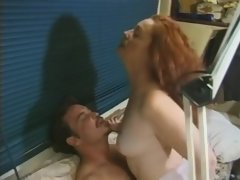 Young son fuck horny mother